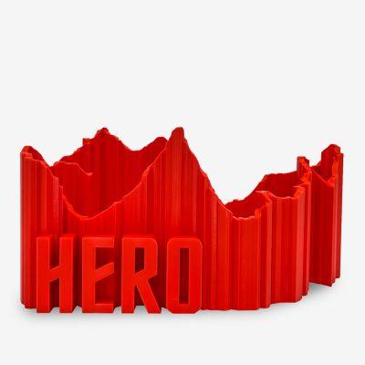 rappresentazione 3d hero dolomites