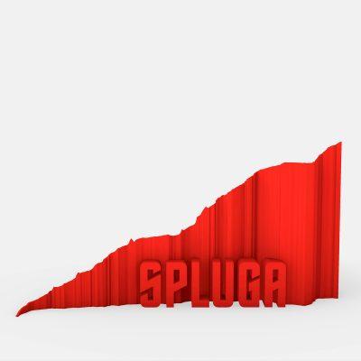 rappresentazione 3d monte spluga
